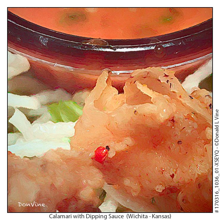 Calamari with Dipping Sauce_170316_1036_01-XSEYQ